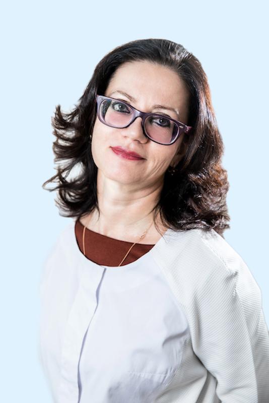 Геллер Елена Андреевна