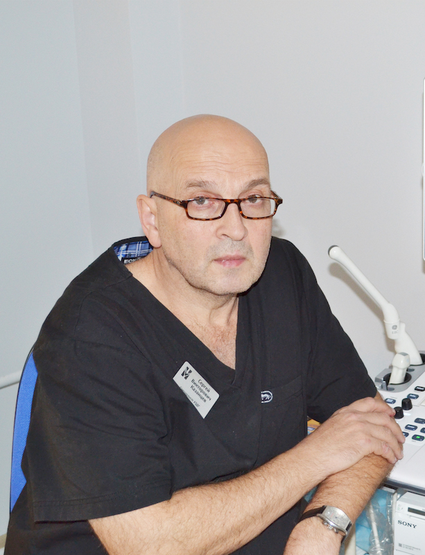 Казанцев Сергей Викторович
