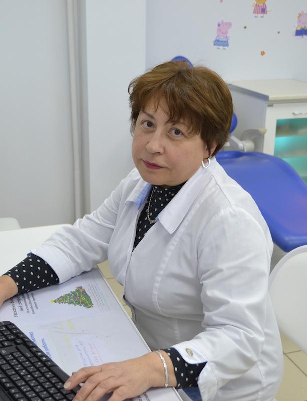 Куликова Елена Анатольевна